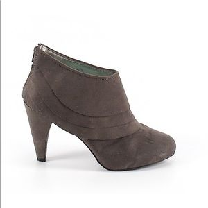 Mossimo Ankle Booties -Gray